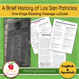 History-of-Los-San-Patricios-MommyMaestra
